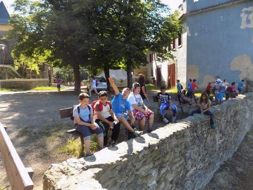 Dobývání hradu Doubravka