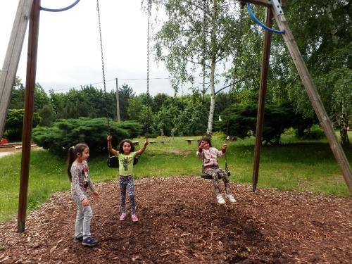 Den splněných přání - Zámecká zahrada